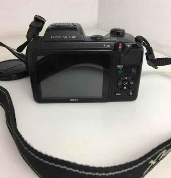 Maquina Profissional Nikon Coolpix