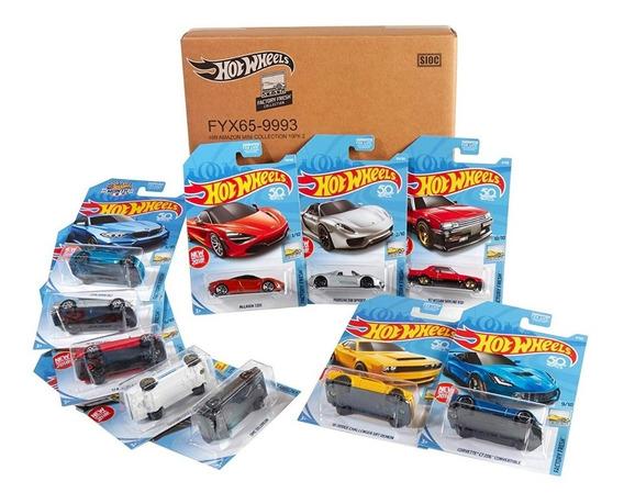 Hot Wheels Pack X 32 Autitos Surtidos Original Mattel