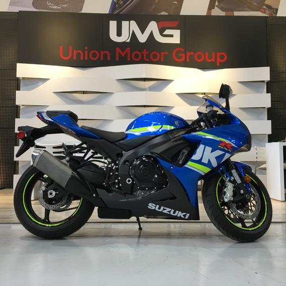 Moto Suzuki Gsx R 600 - Financiación Directa