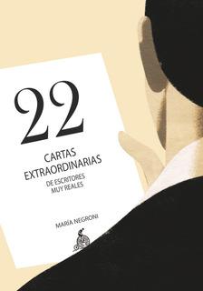 22 Cartas Extraordinarias, Maria Negroni, Demipage