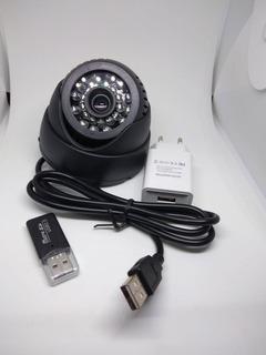 Camara De Seguridad Grabacion Usa M-sd Max 32g