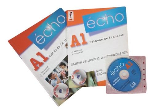 Écho A1 Francés Con Cds Incluidos
