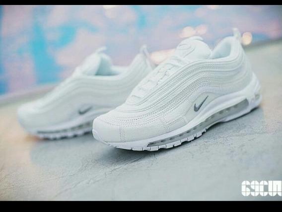 air max 97 marca blanca