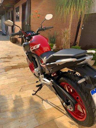 Imagem 1 de 5 de Honda Cb Twister 250 Flex