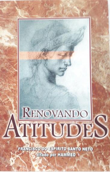 Livro Renovando Atitudes