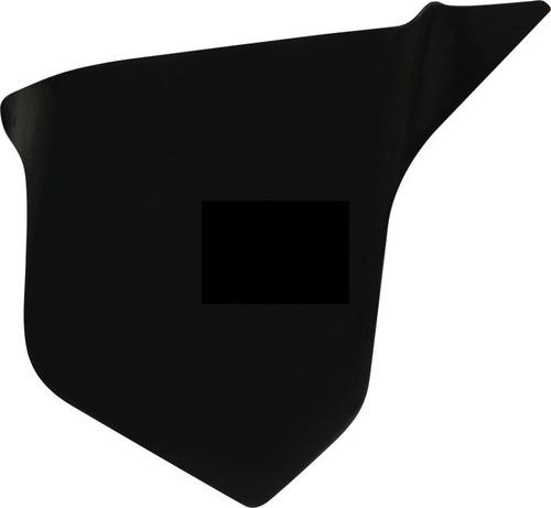Imagem 1 de 1 de Aba Carenagem Lateral Tanque Xlx 350 Preta - Esquerda