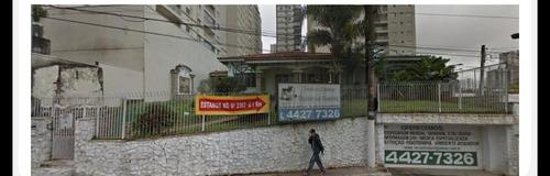 Imagem 1 de 1 de Terreno Residencial À Venda, Jardim, Santo André. - Te4030