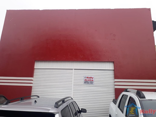 Salão Comercial -  Aluga - Vila Formosa - Presidente Prudente - Sp - 1581