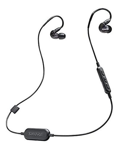 Audífonos De La Marca Shure Modelo Se215-k-bt1