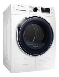 Secarropas Por Calor Samsung Dv90k6000cw 9kg Blanco