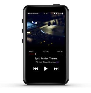 Reproductor De Audio Hi-res Fiio M6 Basado En Android Black