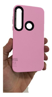Funda Motorola Moto G8 Plus Play Power + Vidrio Templado