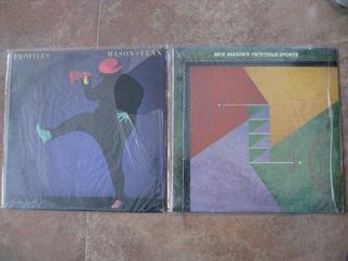 Lp´s Nick Mason, Pink Floyd, Discografía Solista