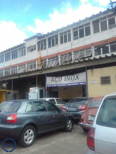 Prédio, Estuário, Santos, 1.500m² - Codigo: 11041 - A11041