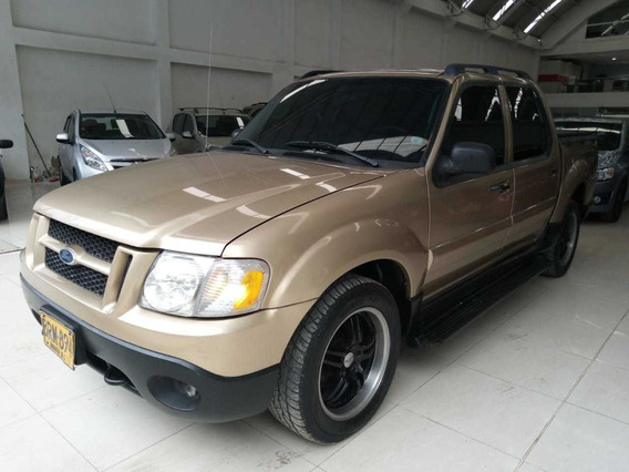 Ford Sport Trac 4.0 Automatica