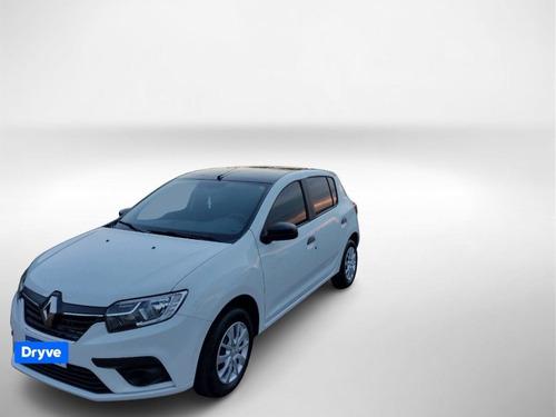 Imagem 1 de 7 de  Renault Sandero Life 1.0 12v Flex