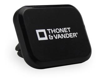 Soporte Auto Magnético Celular Tablet Gps Iman Thonet Vander