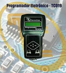 Programador Tc 19 Tecnochip Novo Tacografos Vdo