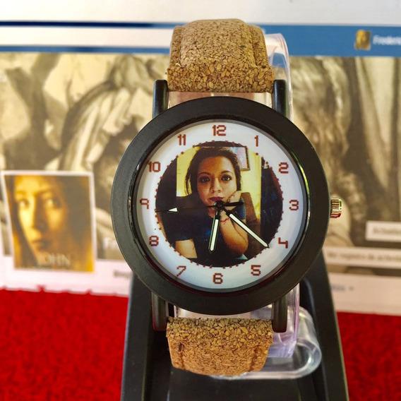 Reloj Personalizado -envia Tu Foto- Mujer