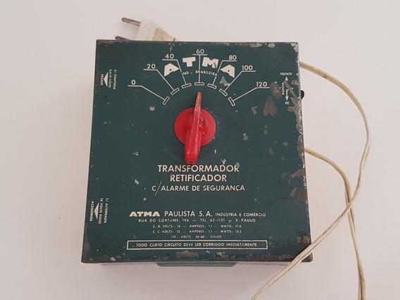 Trasformador Antigo Atma Paulista S/a