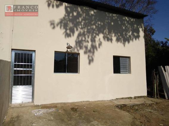 Casa Com 2 Dormitórios Para Alugar - Chácaras São Bento - Valinhos/sp - Ca0356