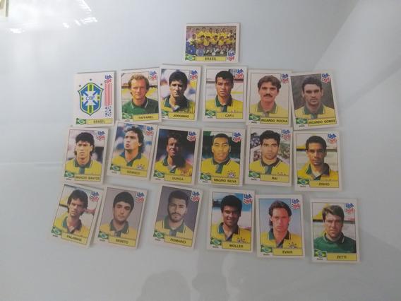 Figurinhas Copa 1994 - Tenho Todas