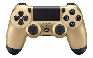 Joystick Sony Dualshock 4 gold
