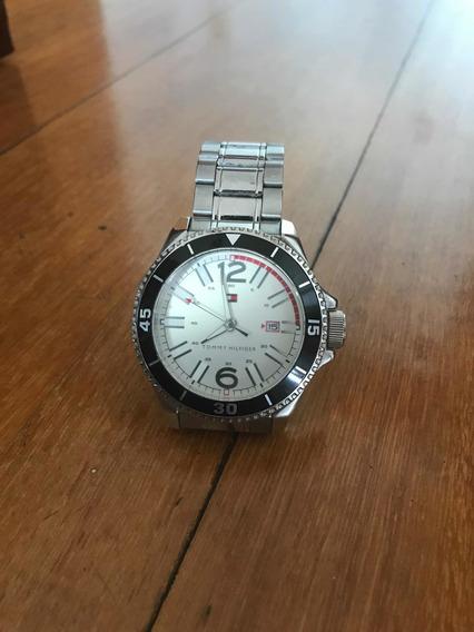 Relógio Prata Tommy Hilfiger - Original