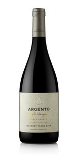 Argento Single Vineyard Finca Agrelo Cabernet Franc 750ml