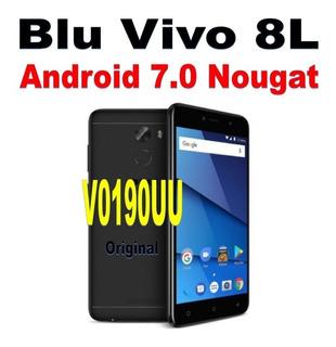 Software Original Blu Vivo 8l V0190uu