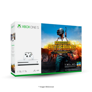Xbox One S 1tb Unknowns Batterleground Nuevo Sellado