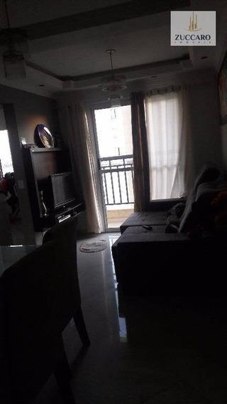Apartamento No Condomínio Acqua Park, 2 Dormitórios, 1 Vaga, Bonsucesso. - Ap7409