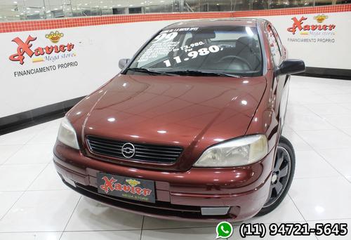 Gm Astra 1.8 Hatch 1999 Vermelho Financiamento Próprio 2684