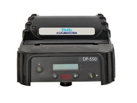 Impressora Térmica Portátil Dascom Dp-550 Bluetooth Wi-fi