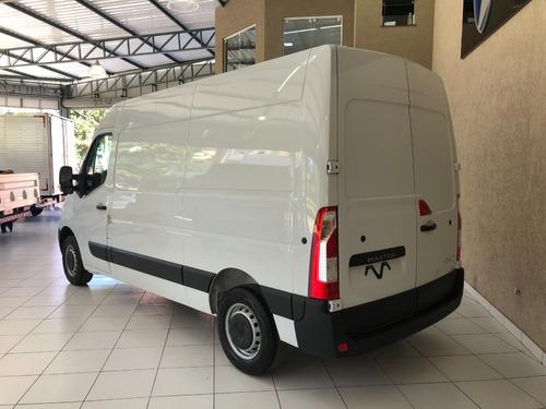 Renault Master 2.3 2022 Furgão