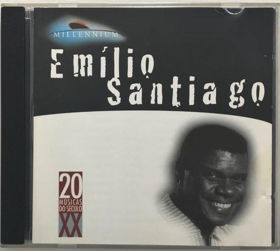 Cd Emilio Santiago Millennium