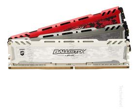 Memoria Ballistix Sport 4gb Ddr4 2400mhz Crucial Novo 12x