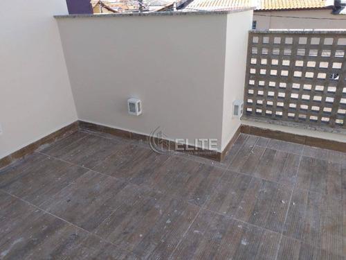 Sobrado Com 2 Dormitórios À Venda, 112 M² Por R$ 690.000,00 - Campestre - Santo André/sp - So2424