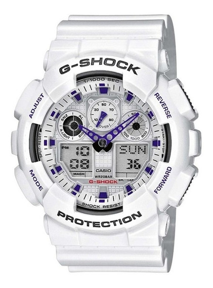 Casio G Shock Ga-100