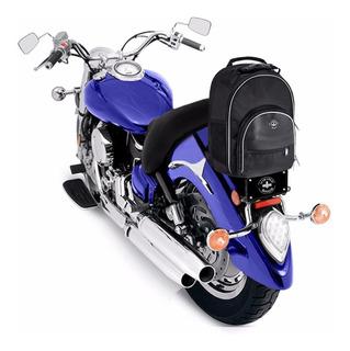 Backpack Universal Para Motocicleta Viking