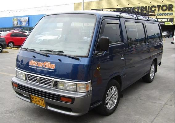 Nissan Urvan Nissan Urvan