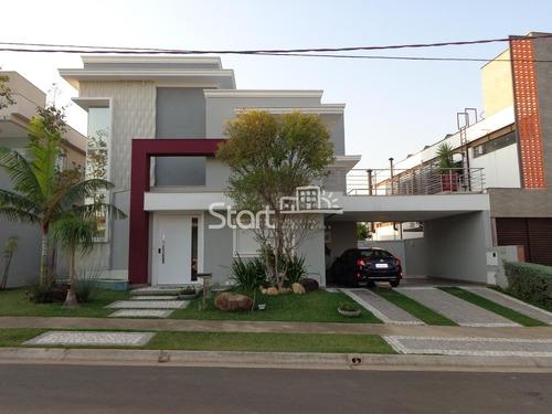 Imagem 1 de 30 de Casa À Venda Em Loteamento Parque Dos Alecrins - Ca004646