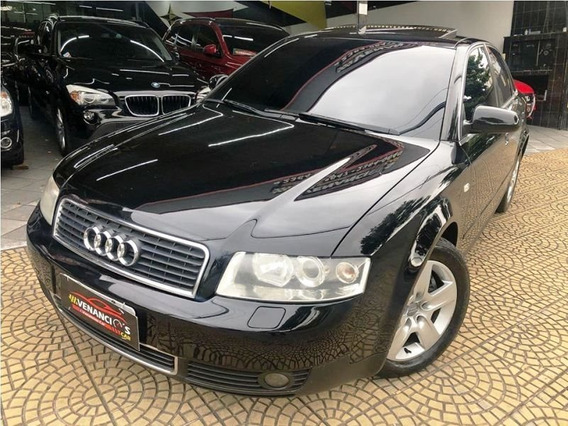 Audi A4 1.8 20v Turbo Gasolina 4p Multitronic