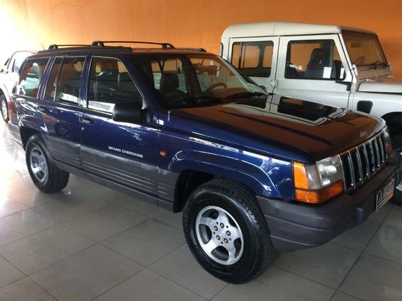 Jeep Gcherokee Laredo 1998 - Gasolina/gnv