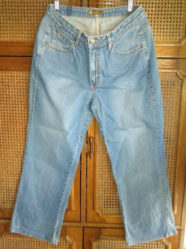 Pantalon Blue Jean Dama Mujer Talla 36l Wrangler Mercado Libre