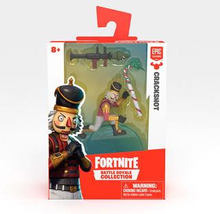 Fortnite Figura + 2 Armas + Base 63530 Modelos Surtidos
