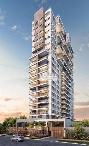 Imagem 1 de 19 de Apartamento Com 2 Dormitórios À Venda, 95 M² Por R$ 1.625.000 - Vila Clementino Sp-/propstarter Adm.imoveis - Ap0934