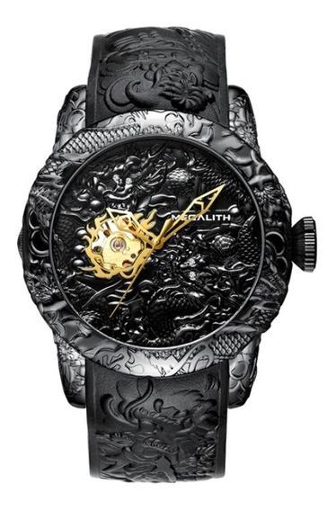Relógio Masculino Automático Megalith Modelo 8041m