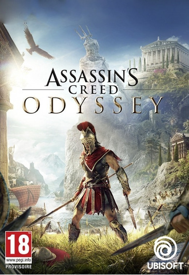 Assassins Creed Odyssey - Pc Mídia Digital