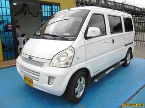 Chevrolet N300 Move - Van Pasajeros